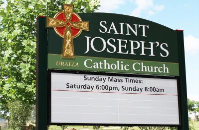 Church Signs & School Signs