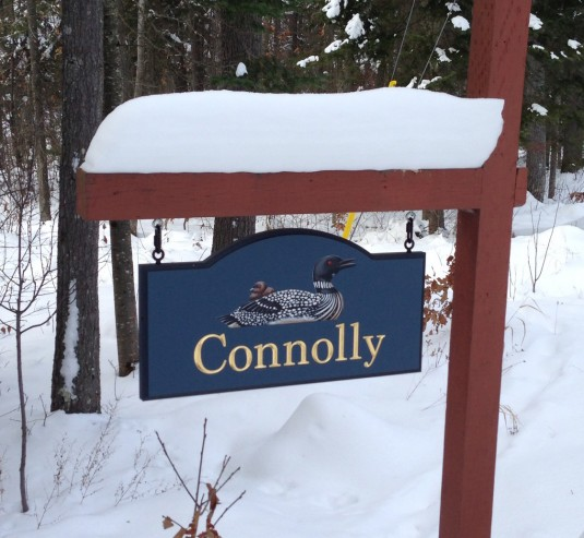 Connolly Property Sign Thumbnail