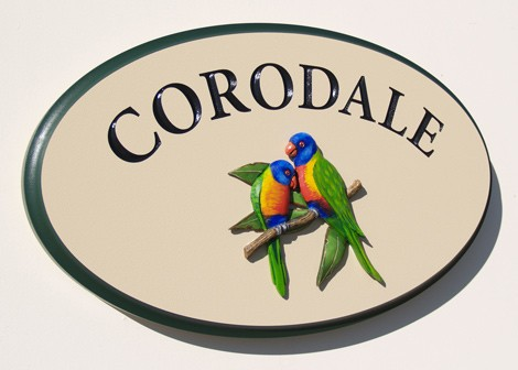 Corodale Property Sign