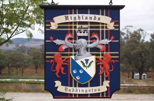 Duddingston Family Crest