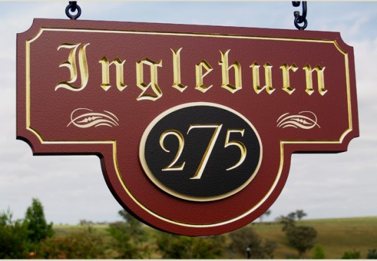 Ingleburn Property Sign