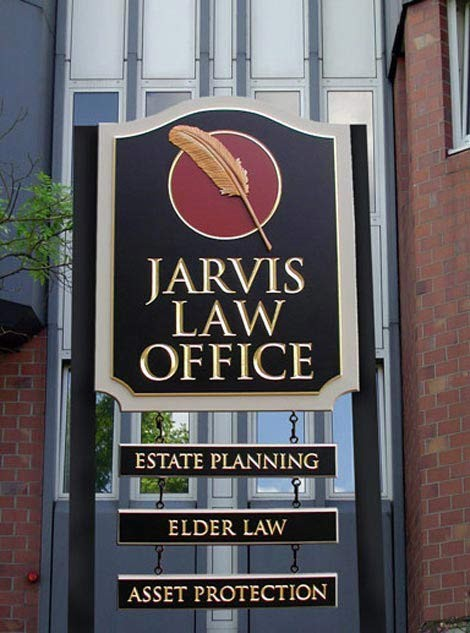 Jarvis Law Office Sign Thumbnail
