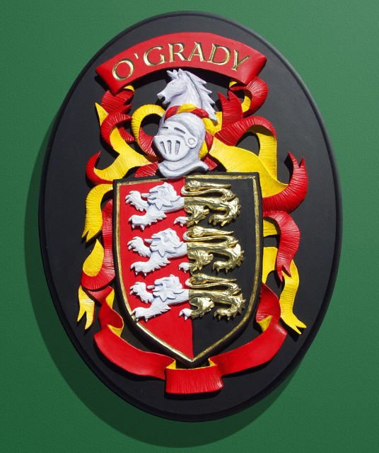 O'Grady Coat of Arms