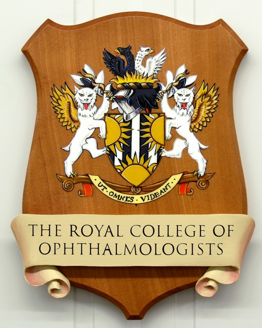 Royal College Government Crest