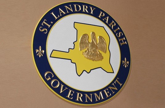 St. Landry Government Crest