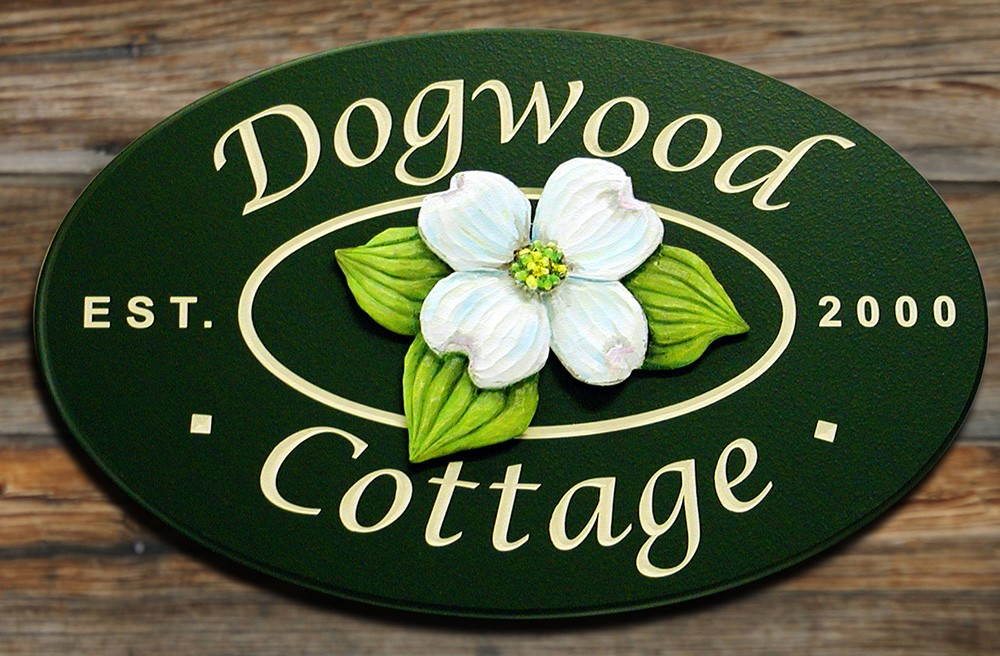 Marvelous Dogwood Cottage #2: Dogwood Cottage Sign ...