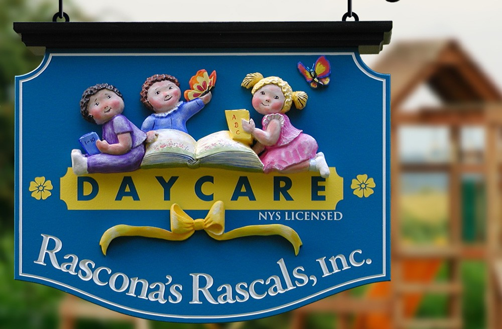 early education day care signs danthonia designs usa