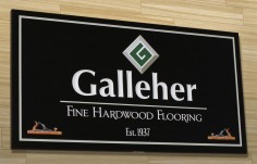 Galleher Company Sign | Danthonia Designs