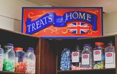 Treats from Home Retail Sign | Danthonia Designs