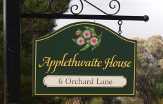 Applethwaite Hanging Sign
