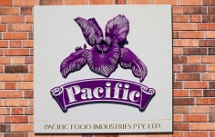 Pacific Food Industries Sign | Danthonia Designs