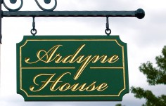 Ardyne  House Hanging Sign Thumb