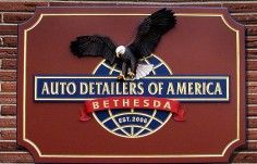 Auto Dealers Company Sign