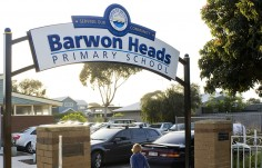 Barwon Heads School Welcome Sign