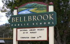 Bellbrook Public School Message Board