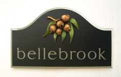 Bellebrook Property Sign