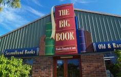 The Big Book Sign