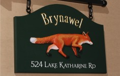 Bryanawel Animal Sign