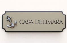 Casa Delimara Property Sign