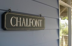 Chalfont Property Sign On Location