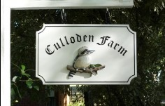 Culloden Farm Property Sign