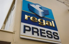 Regal Press Company Sign | Danthonia Designs