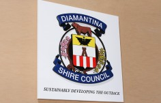 Diamantina Government Crest Thumbna