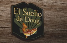 El Sueno Fish Sign