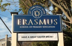 Erasmus School Message Board