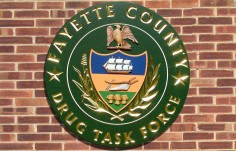 Fayette County Drug Task Force Government Crest
