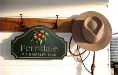 Ferndale House Sign Onsite