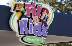 Fit Kidz Early Education Wall Sign