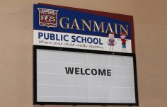Ganmain School Message Board