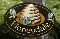 Honeydale Property Sign