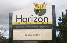 Horizon School Message Board
