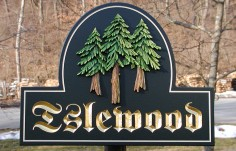 Islewood Rural Property Sign