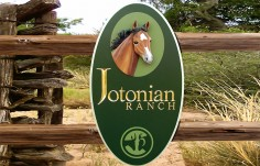Jotonian Ranch Sign