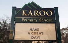 Karoo School Message Board