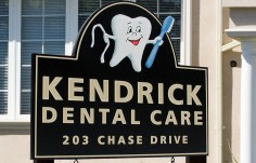Kendrick Dental Office Sign Thumb