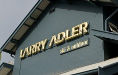 Larry Adler Retail Sign