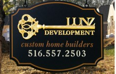 Lunz Development Company Sign