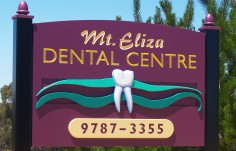 Mt. Eliza Dental Sign