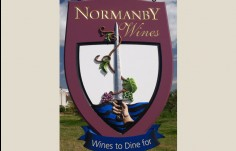 Normanby Winery Sign