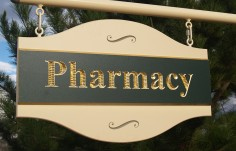 Pharmacy Business Sign