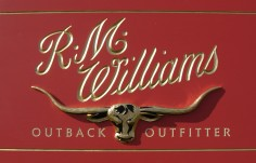 R.M. Williams Retail Sign