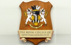 Royal College of Opthamologists Government Crest