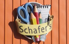Schafer Small Business Sign
