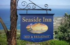 Seaside Inn B&B Sign
