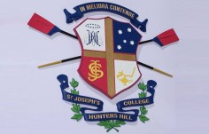 St Josephs College  crest