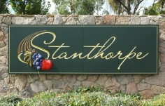 Stanthorpe Town Entrance Sign